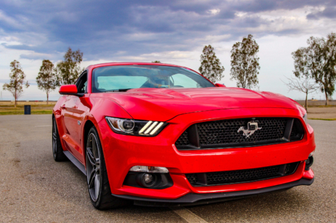 Pony Wars: Unleashing Our 2017 Stallion At The Strip
